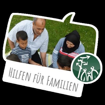 Hilfen für Familien