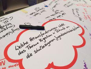 Workshop-Ergebnisse vom Weiterbildungswochenende in Essen (2015)