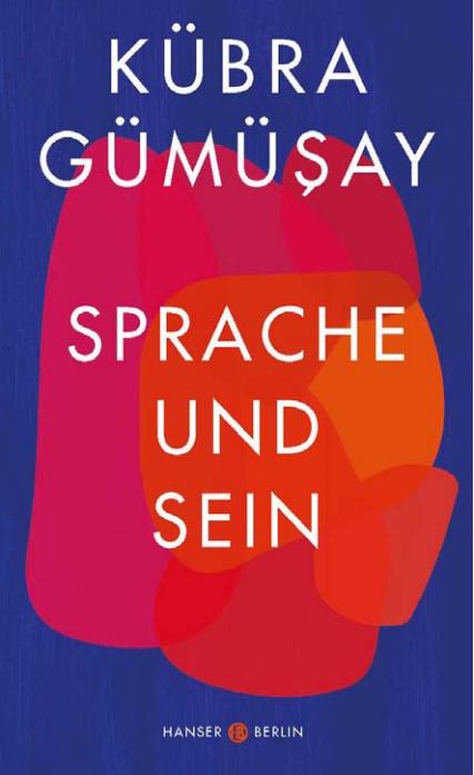 Buchcover_Sprache und Sein_Hanser Verlag